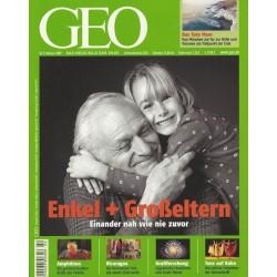 Geo Nr. 2 / Februar 2009 - Enkel + Großeltern