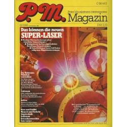 P.M. Ausgabe Dezember 12/1986 - Super Laser