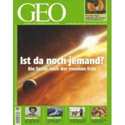Geo Nr. 6 / Juni 2010 - Ist da noch jemand?