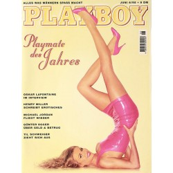 Playboy Nr.6 / Juni 1995 - Daniela Jambrek