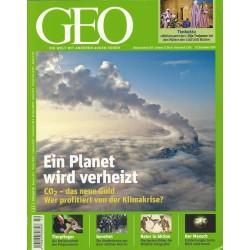 Geo Nr. 12 / Dezember 2010 - Ein Planet wird verheizt