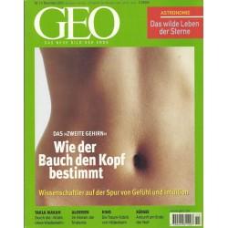 Geo Nr. 11 / November 2000 - Wie der Bauch den Kopf bestimmt