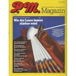 P.M. Ausgabe Februar 2 /1985 - Wie der Laser immer stärker wird