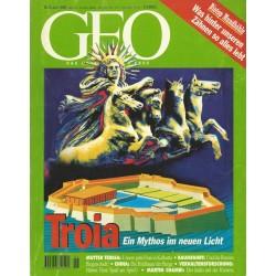 Geo Nr. 6 / Juni 1995 - Troia, ein Mythos im neuen Licht