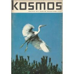 KOSMOS Heft 12 Dezember 1964 - Seidenreiher