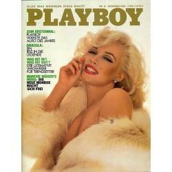 Playboy Nr.12 / Dezember 1980 - Linda Kerridge