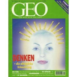 Geo Nr. 2 / Februar 1997 - Denken