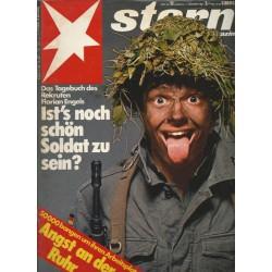stern Heft Nr.51 / 11 Dezember 1980 - Ist´s noch schön Soldat zu sein?
