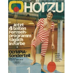 HÖRZU 36 / 2 bis 8 September 1972 - Harrys heitere Spiele