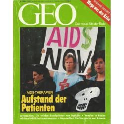 Geo Nr. 3 / März 1993 - Aufstand der Patienten