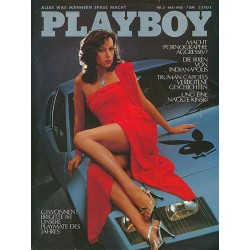 Playboy Nr.5 / Mai 1980 - Brigitte Lohmeyer