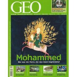 Geo Nr. 4 / April 2009 - Mohammed