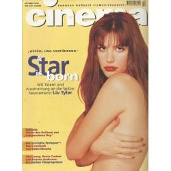 CINEMA 10/96 Oktober 1996 - A Star is born