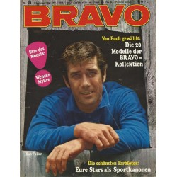 BRAVO Nr.36 / 1 September 1969 - Bob Fuller