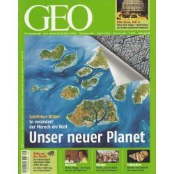 Geo Nr. 9 / September 2008 - Unser neuer Planet