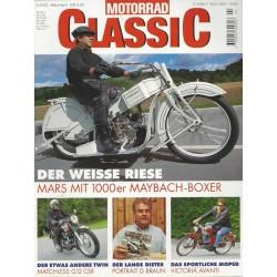 Motorrad Classic 2/00 - März/April 2000 - Der weisse Riese