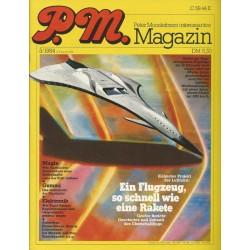 P.M. Ausgabe März 3/1984 - Ein Flugzeug, so schnell wie eine Rakete