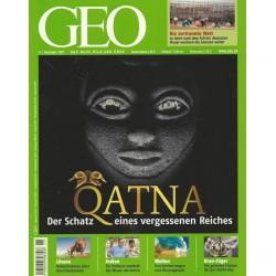 Geo Nr. 11 / November 2009 - Qatna