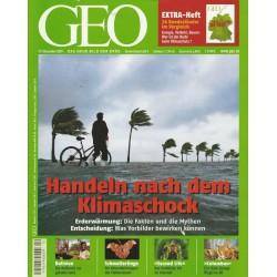 Geo Nr. 12 / Dezember 2007 - Handeln nach dem Klimaschock