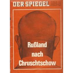 Der Spiegel Nr.18 / 28 April 1965 - Rußland nach Chruschtschow
