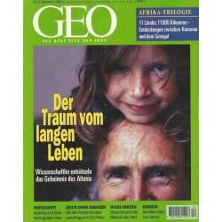 Geo Nr. 12 / Dezember 1999 - Der Traum vom langen Leben