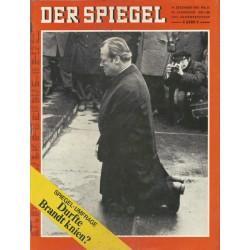Der Spiegel Nr.51 / 14 Dezember 1970 - Durfte Brandt knien?