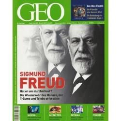 Geo Nr. 5 / Mai 2006 - Sigmund Freud