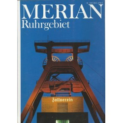 MERIAN Ruhrgebiet 10/46 Oktober 1993