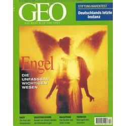 Geo Nr. 12 / Dezember 2000 - Engel