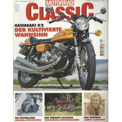 Motorrad Classic 4/98 - Juli/August 1998 - Kawasaki H2