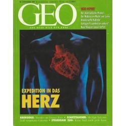 Geo Nr. 12 / Dezember 1993 - Expedition in das Herz