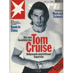 stern Heft Nr.48 / 24 November 1994 - Tom Cruise