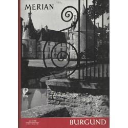 MERIAN Burgrund 10/XVII Oktober 1964