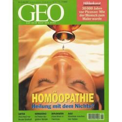 Geo Nr. 6 / Juni 1997 - Homöopathie