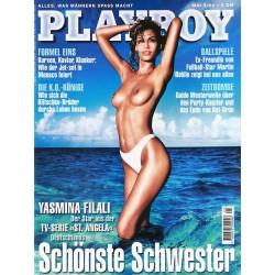 Playboy Nr.5 / Mai 1999 - Yasmina Filali