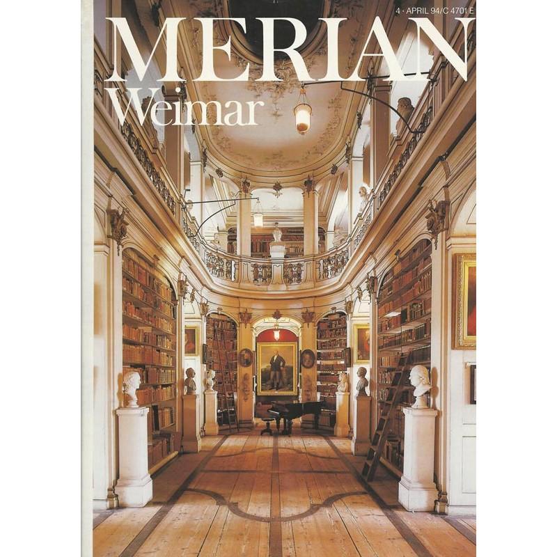 MERIAN Weimar 4/47 April 1994