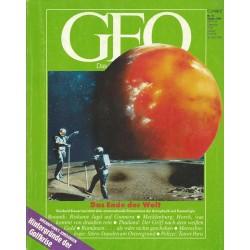Geo Nr. 10 / Oktober 1990 - Das Ende der Welt