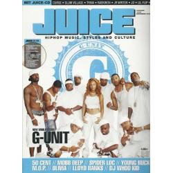 JUICE Nr.81 Dezember / 2005 & CD 59 - G-Unit