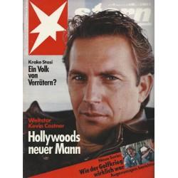 stern Heft Nr.4 / 16 Januar 1992 - Hollywoods neuer Mann
