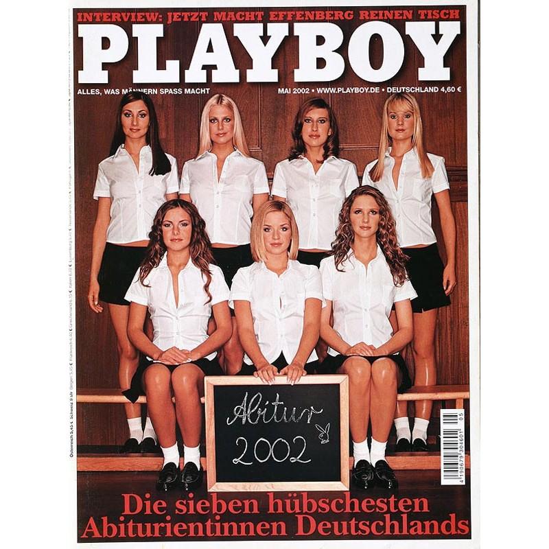 Playboy Nr.5 - Mai 2002