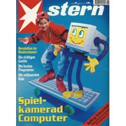 stern Heft Nr.46 / 10 November 1994 - Spielkamerad Computer