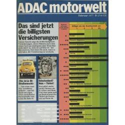 ADAC Motorwelt Heft.2 /...
