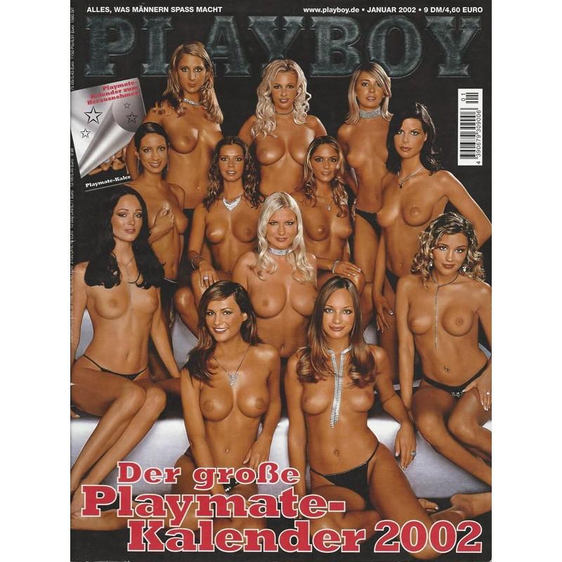 Playboy Nr.1 - Januar 2002