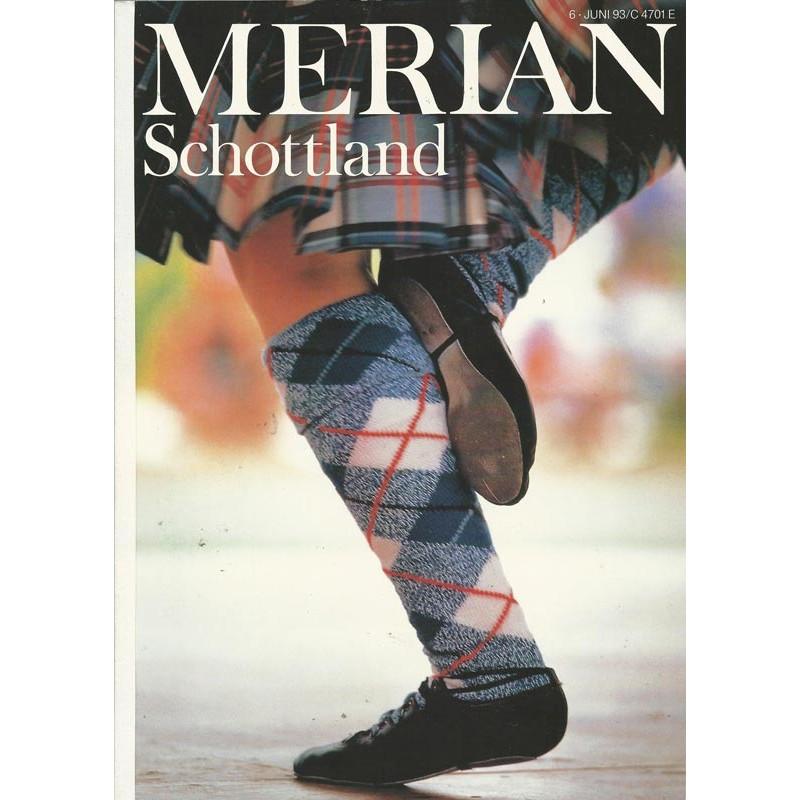 MERIAN Schottland 6/46 Juni 1993