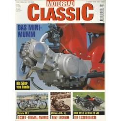 Motorrad Classic 2/98 - März/April 1998 - Die 50er von Honda