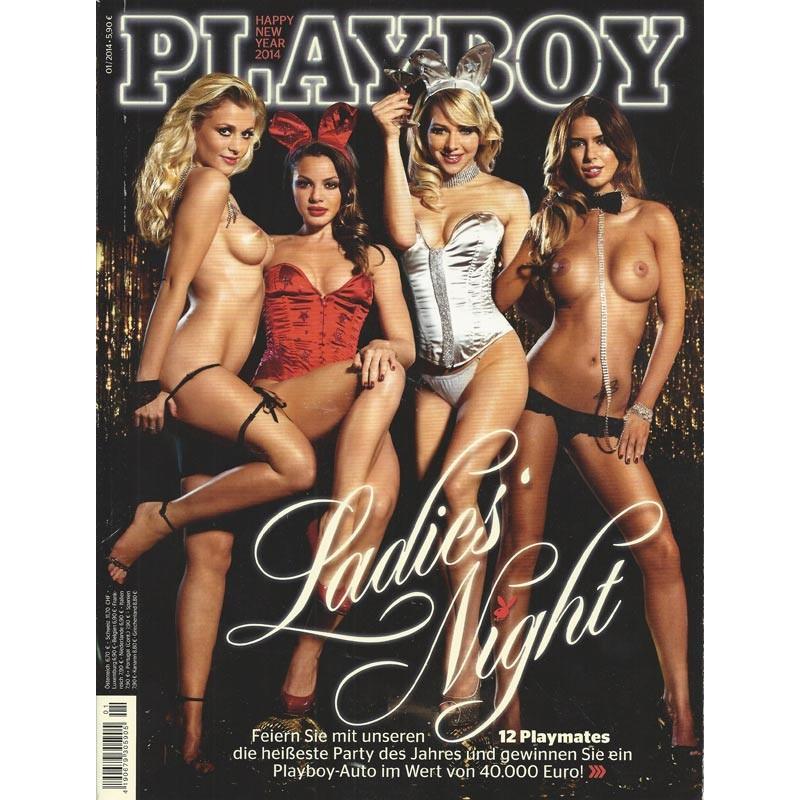 Playboy Nr.1 / Januar 2014 - Ladies Night