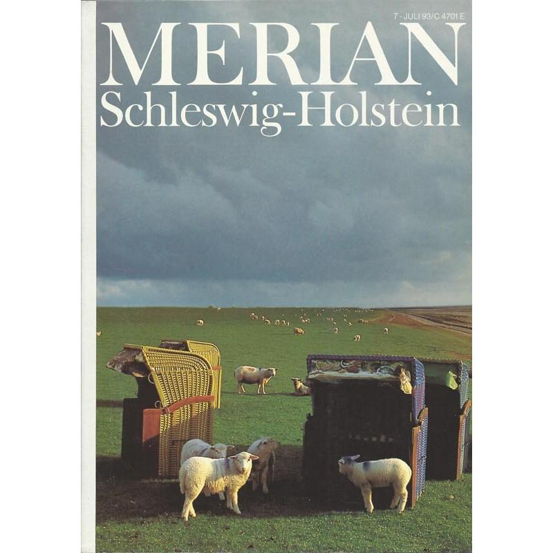 MERIAN Schleswig-Holstein 7/46 Juli 1993