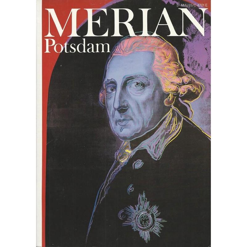 MERIAN Potsdam 5/46 Mai 1993