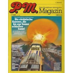 P.M. Ausgabe Juli 7/1985 - Die elektrische Kanane, die bis zur Sonne schießen kann!