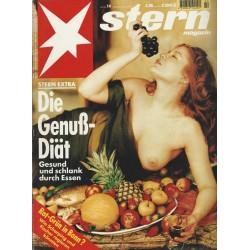 stern Heft Nr.14 / 30 März 1994 - Die Genuß Diät